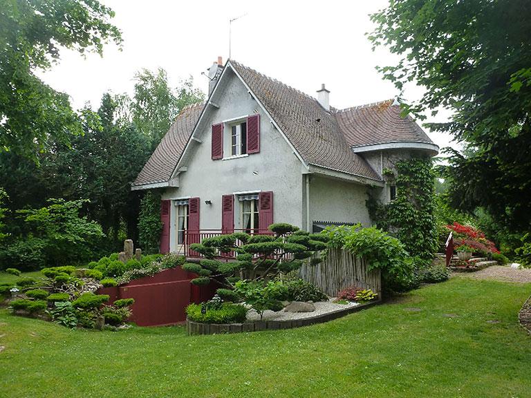 Aménagement de jardin Montargis Amilly