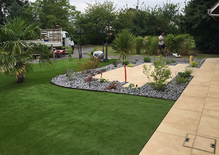 Entreprise entretien de jardin Amilly Montargis : l'expertise Sauvegrain Paysage