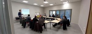 Formation SST chez Sauvegrain Paysage : 9 salariés certifiés